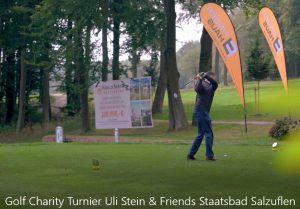 Video Staatsbad Salzuflen Golf Charity Turnier 2019 mit Uli Stein & Friends